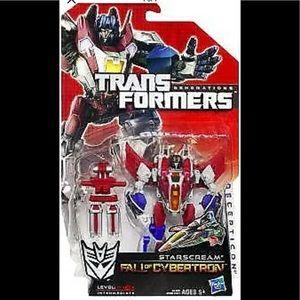 Hasbro Transformers Fall of Cybertron Starscream (